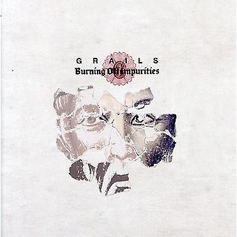 Grails - importation USA Burning Off impuretés [CD]