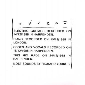 Richard Youngs - Advent [CD] USA import
