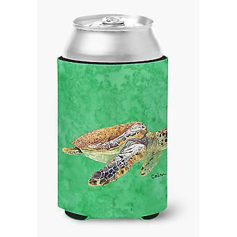 Carolines Treasures  8675CC Turtle Can or Bottle Beverage Insulator Hugger