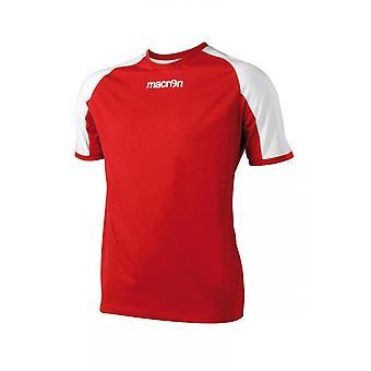 חולצת מקרון ענבר (אדום)