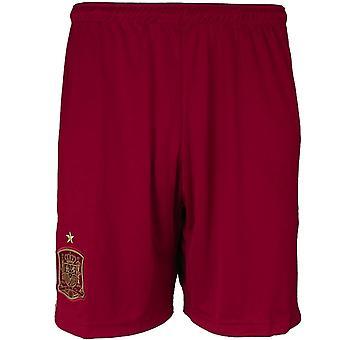 Adidas Spanien Herren Fu-ball Shorts G85233 fútbol todo el año pantalones masculinos