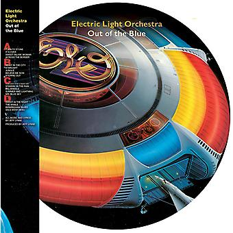 Elo ( Electric Light Orchestra ) - Out of the Blue [Vinyl] USA import