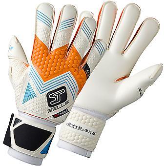 SELLS Axis 360 Aqua Campione Goalkeeper Gloves Size
