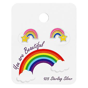 Rainbow - 925 Sterling Silver Sets - W34197X