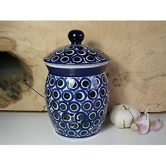 Ail pot de 1 litre, ↑18 cm, Ø 12 cm, tradition 62, BSN 40075