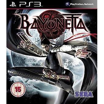 Bayonetta (PS3) - Usine scellée