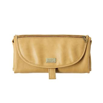Isoki Change Mat Clutch Sorrento - Tan