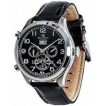 Carl of Zeyten men's watch wristwatch automatic Schönwald CVZ0003BK