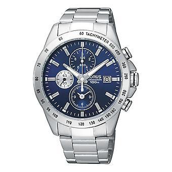 Lorus Mens Chronograph Steel Bracelet RF851DX9 Watch