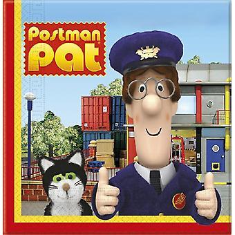 Post Pat festa guardanapos carteiro Postman Pat ca 33x33 cmKindergeburtstag 20 peça