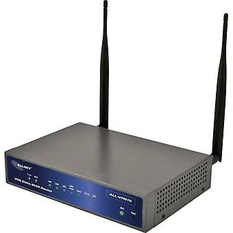 Allnet ALL-VPN10 VPN/Firewall WLAN-WAN Router VPN router 100 MBit/s