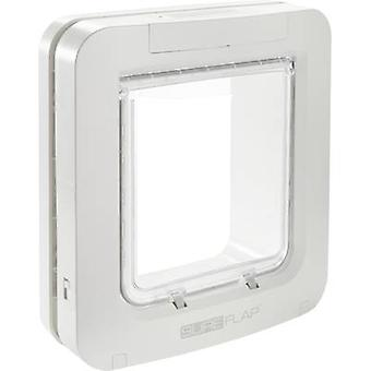 SureFlap Mikrochip Pet door Pet door flap White 1 pc(s)