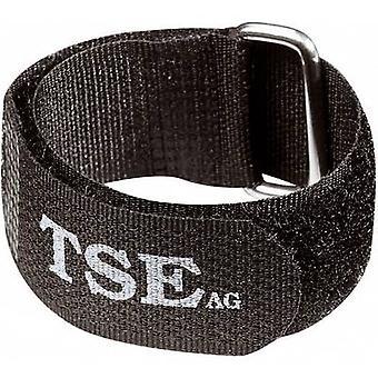 Cable tie Black 5 pc(s)