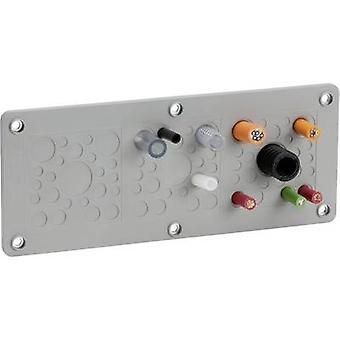 Icotek KEL-DPZ-KL 72 Cable grommet Terminal Ø (max.) 22 mm Steel plate, Elastomer 1 pc(s)
