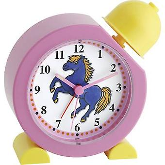 TFA Dostmann - Pferd Quarz Alram Uhr
