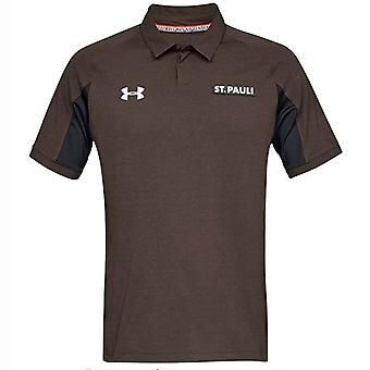 2018-2019 St Pauli Team Polo Shirt (Timber)
