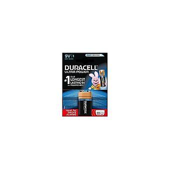 Duracell Ultra Power MX1604 batteri 9V 6LR61