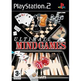Ultimate Mind Games (PS2) - Nouvelle usine scellée