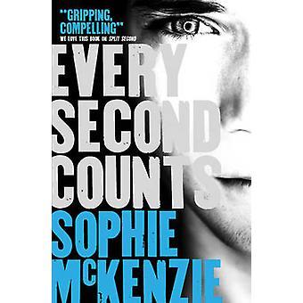 Chaque seconde compte par Sophie McKenzie - livre 9781471116049