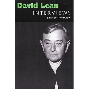 David Lean - Interviews par Steven orgue - livre 9781604732351