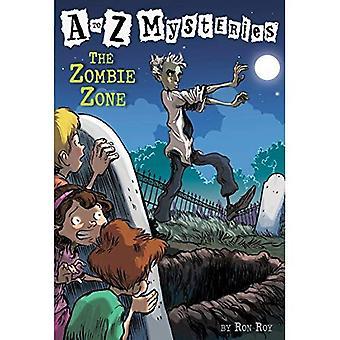 The Zombie Zone (A to Z Mysteries)