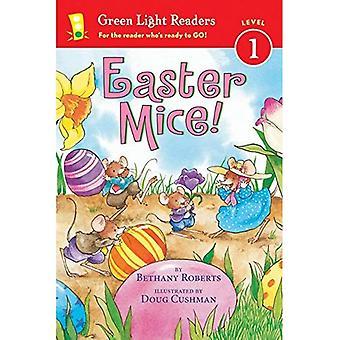 Easter Mice! (Green Light Readers Level 1)
