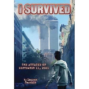 Jag överlevde attentaten den 11 September 2001