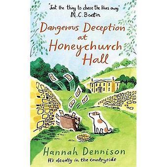 Dangerous Deception at Honeychurch Hall (Honeychurch Hall)