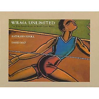 Wilma ilimitada: Como Wilma Rudolph tornou-se mulher mais rápida do mundo