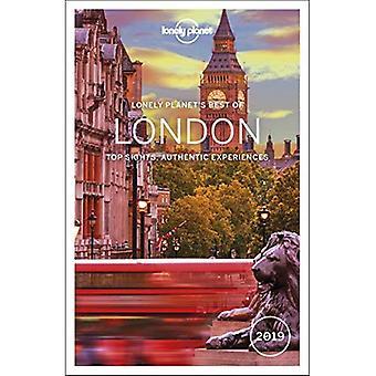 Lonely Planet bästa av London 2019 (resa vägleder)