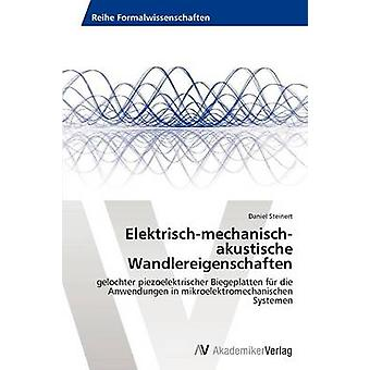 ElektrischMechanischAkustische Wandlereigenschaften Steinert ダニエル