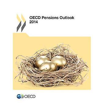 OCDE pensões Outlook 2014 pela OCDE