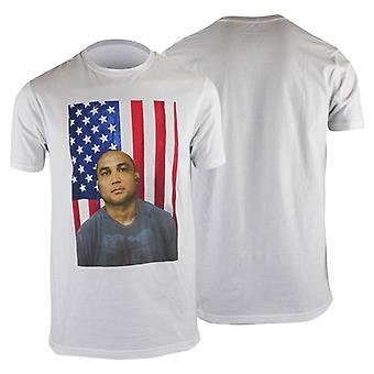 RVCA Mens VA Sport BJ Penn Photo T-Shirt - White