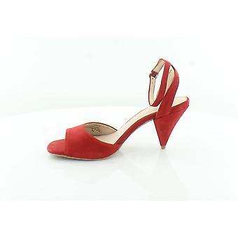 Vince Camuto naisten Benatta nahka Peep Toe muodollinen slingback sandaalit