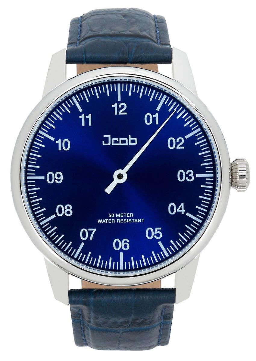 Jcob Ls03-Jcw003 Blue Einzeiger Men's Watch