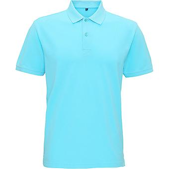Outdoor Look Mens Coastal Vintage Classic Fit Polo Shirt