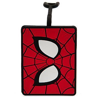 Marvel Spider-man bagagelabel