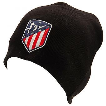 Atletico Madrid FC Champions League chapéu feito malha