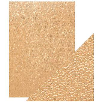 Craft Perfect by Tonic Studios A4 Hand Crafted Paper Square Sequins   Pack of 5