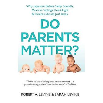 Do Parents Matter? - Why Japanese Babies Sleep Soundly - Mexican Sibli