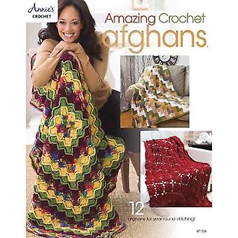 Amazing Crochet Afghans - 12 Afghans for Year-Round Stitching by Annie