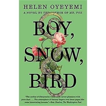 Boy - Snow - Bird by Helen Oyeyemi - 9781594633409 Book