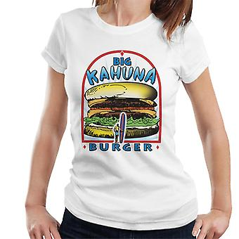 Pulp Fiction Big Kahuna Burger Logo Women's T-Shirt