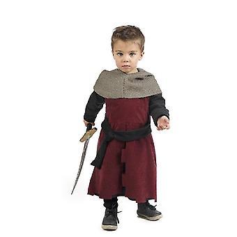 אביר האביר תחפושת ילדים תלבושות החרבות כנפיים תלבושות לבנים