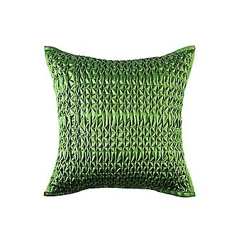 Embroidered Intersection Of Perfection Throw Pillow Cover