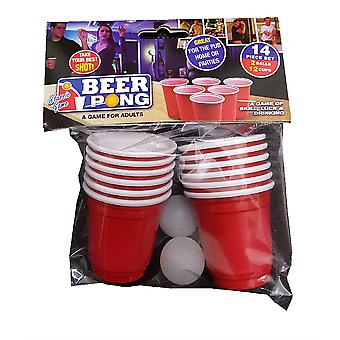 经典游戏啤酒乒乓球