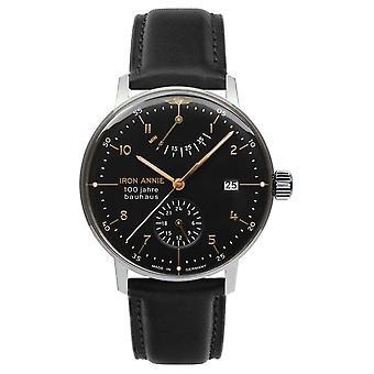 Iron Annie Bauhaus | Automatic | Power Reserve | Black | 5066-2 Watch