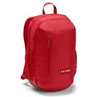 Under Armour Roland Sports School Backpack Rucksack Bag Red
