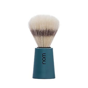 Nom Carl Natural Bristle Shaving Brush - Petrol