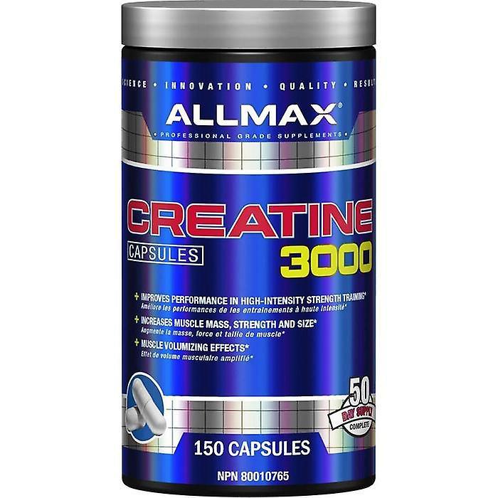 AllMax Nutrition Creatine 3000 Supplement